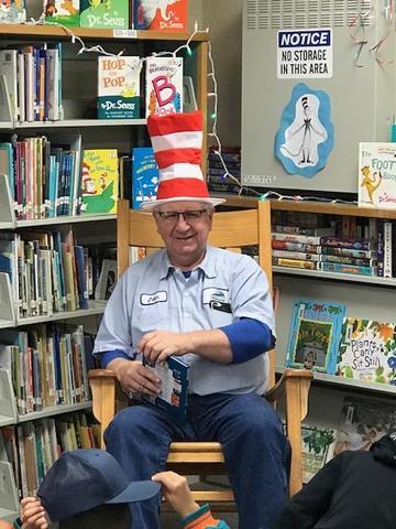 Our custodian, Mr. John