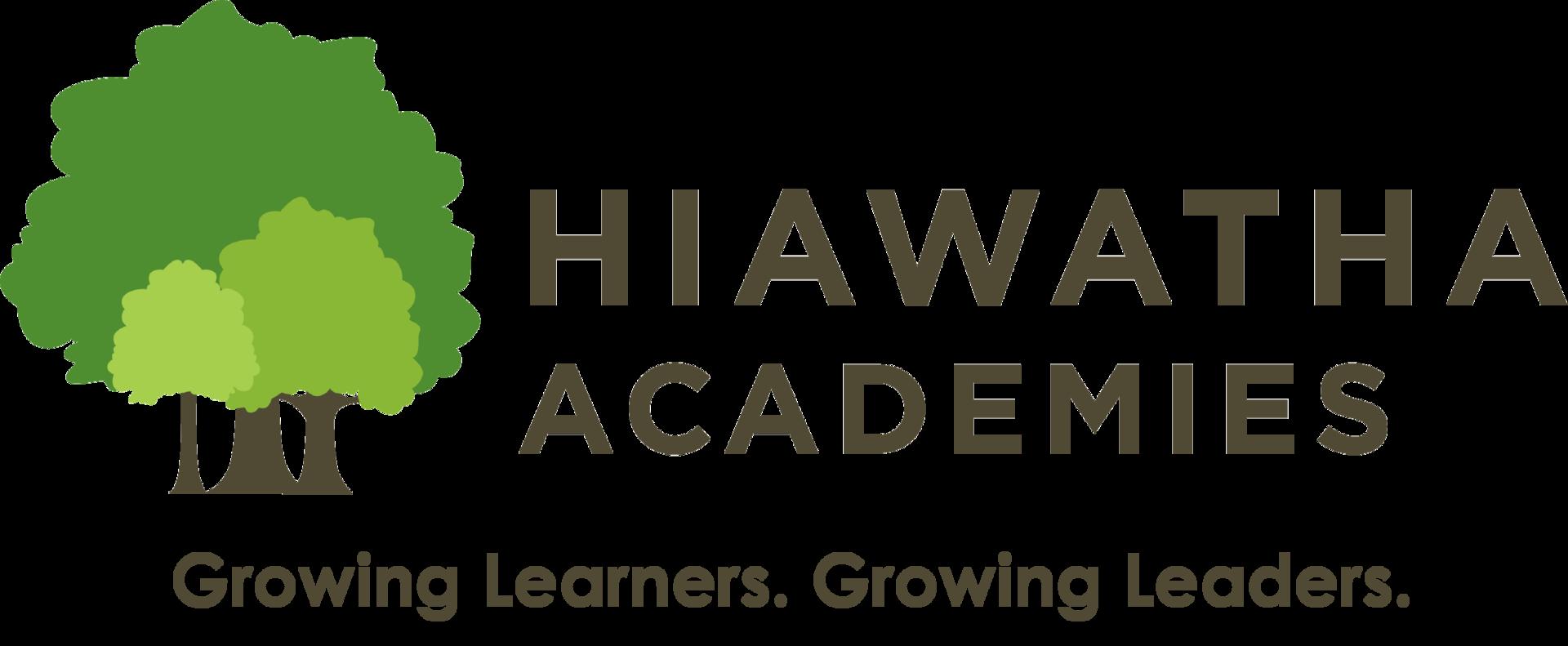 Hiawatha Academies Logo