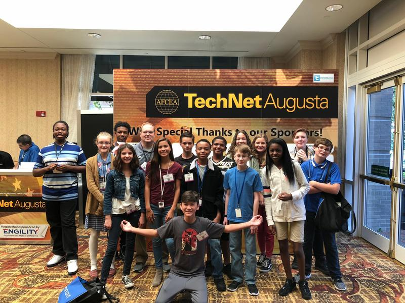 GTMS Students attend TechNet 2018