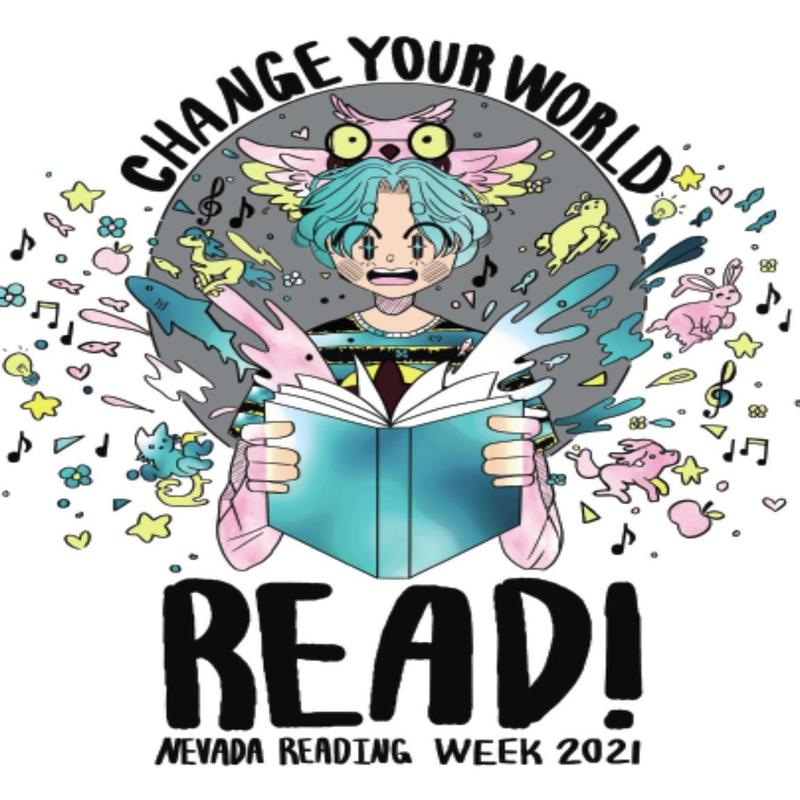 Nevada Reading Week 2021! (March 1-5) Featured Photo
