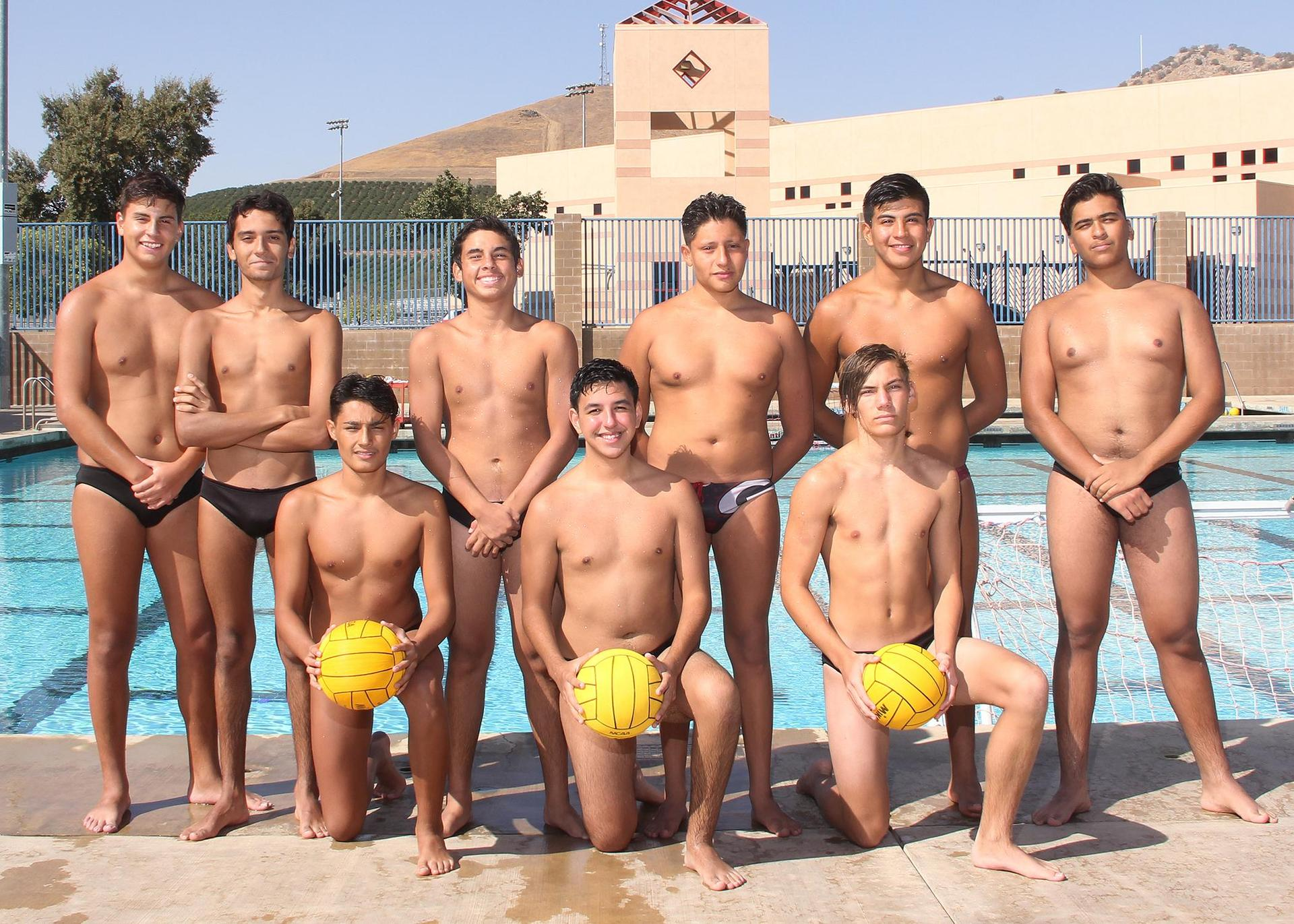 Gentlemen Grizzly Waterpolo 2018