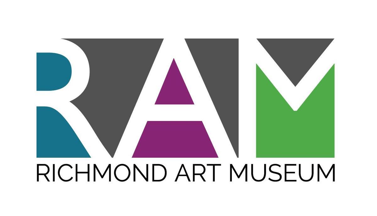 Richmond Art Museum Logo