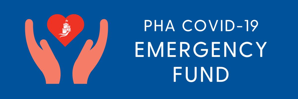 PHA COVID-19 Emergency Fund