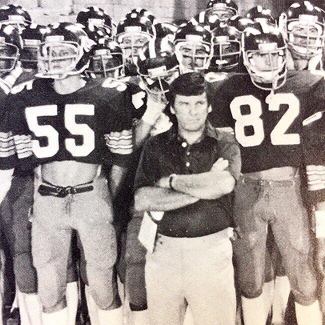 Legendary Damien Head Football Coach Dick Larson Passes Away Featured Photo
