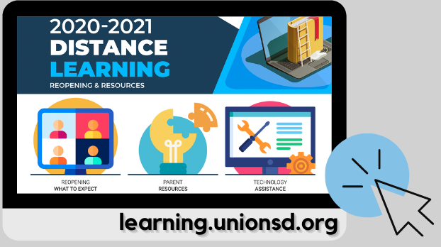 USD Distance Learning Featured Photo