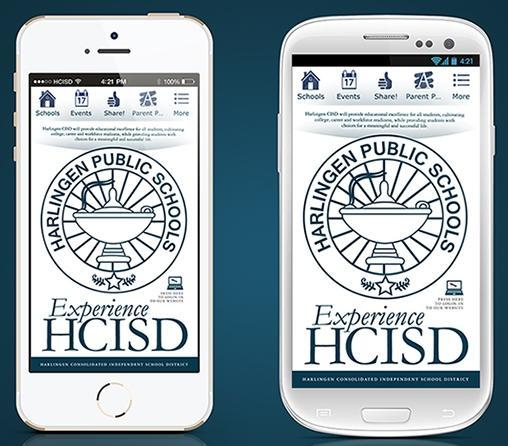 Stay connected to HCISD - Download our app today! Featured Photo