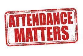 clipart attendance matters