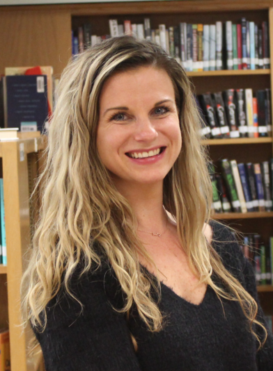Assistant Principal Amy Wenzler
