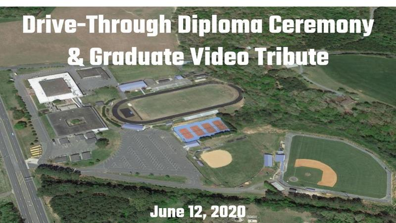Class of 2020 Drive Through Diploma Ceremony Featured Photo