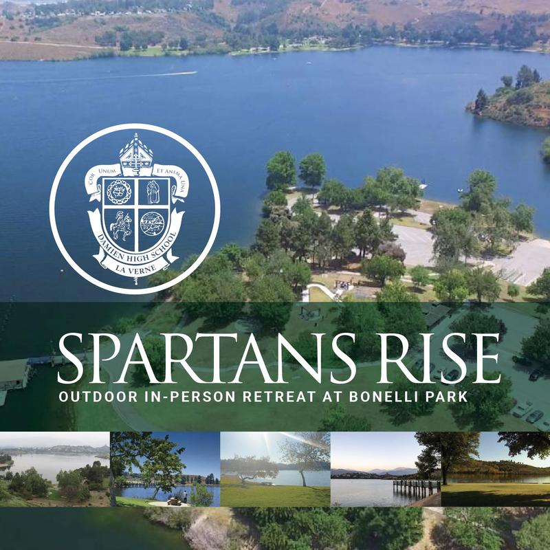 Spartans Rise - An outdoor, in-person retreat at Bonelli Park Featured Photo