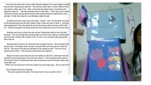 Amanda the robot and their story