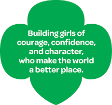 clipart of Girl Scout logo