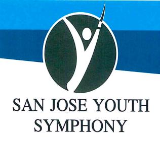 Youth Symphony logo