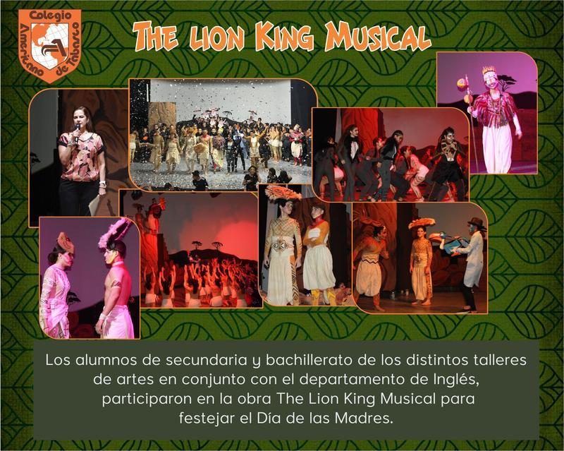 The Lion King Musical. Clic para ver la obra Featured Photo