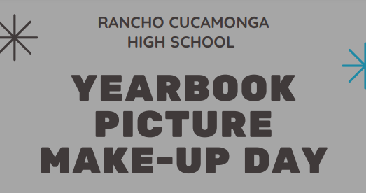 Yearbook Picture Make-up Day