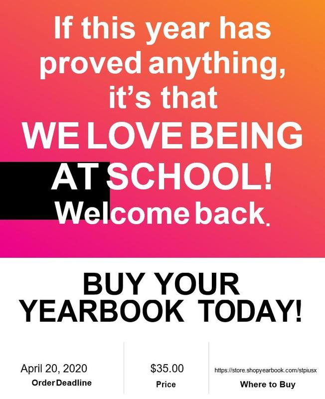 2021-2022 School Yearbooks on Sale Featured Photo