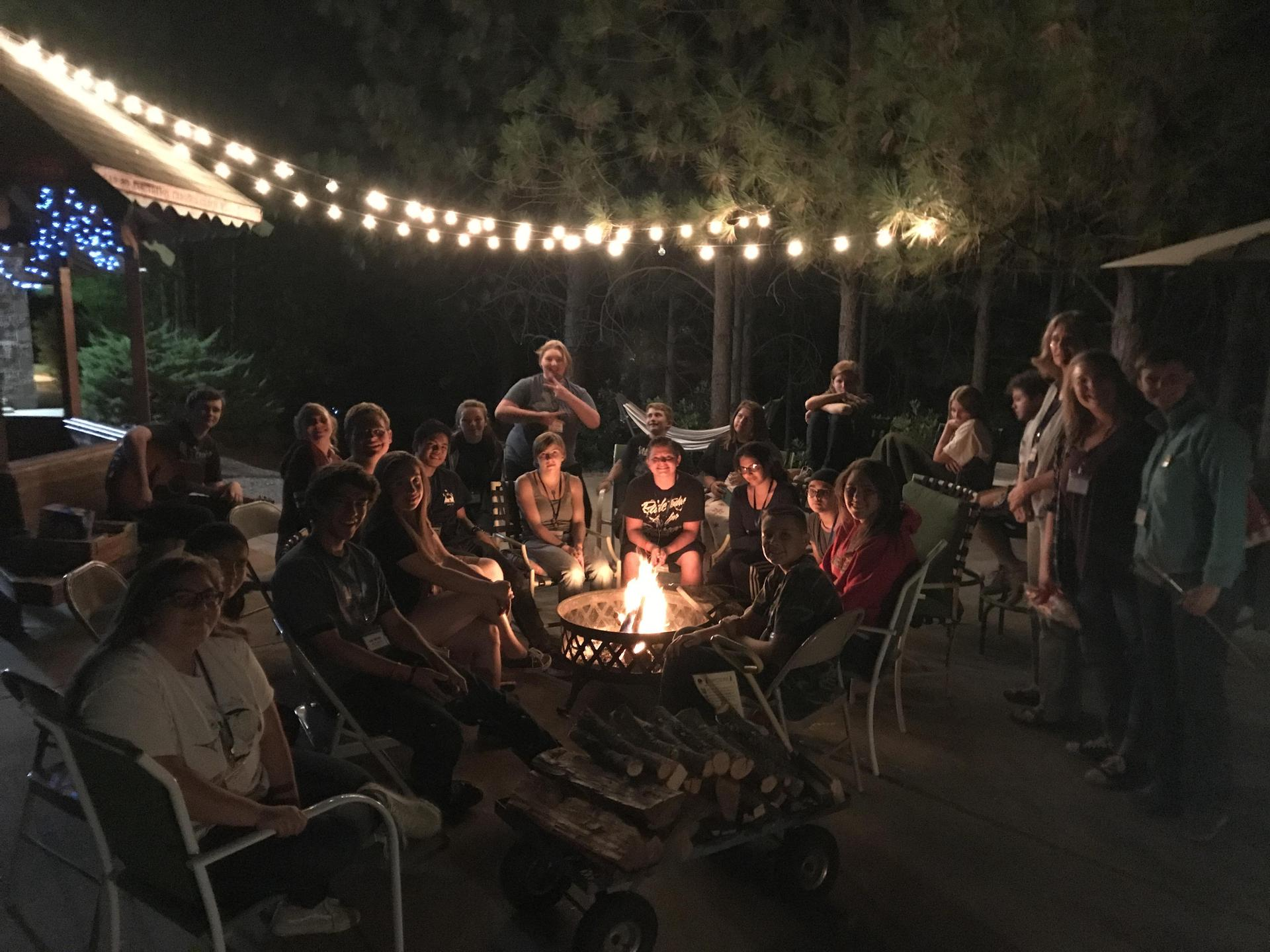 Overnight Leadership Retreat