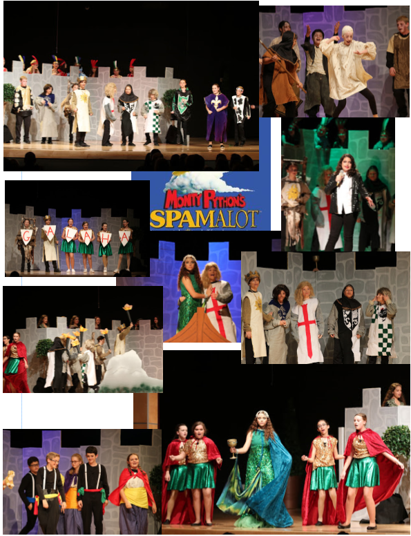SPAMALOT Featured Photo