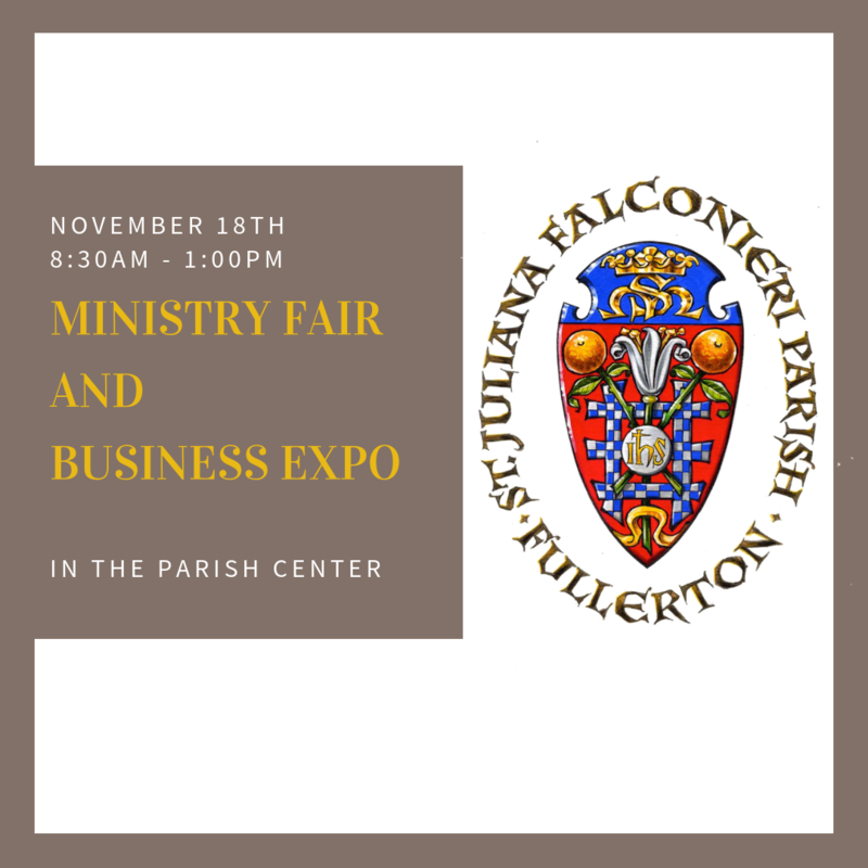 Ministry Fair and Business Expo Featured Photo