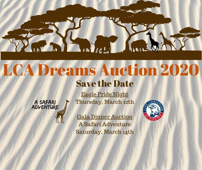 LCA Dreams Auction-Postponed Featured Photo