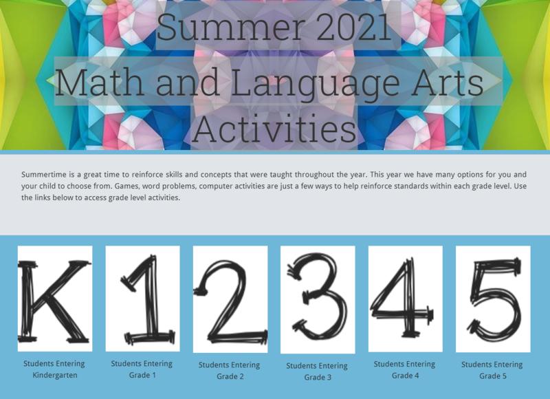 Math and LA Summer 2021