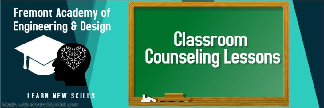 Classroom Counseling Lessons