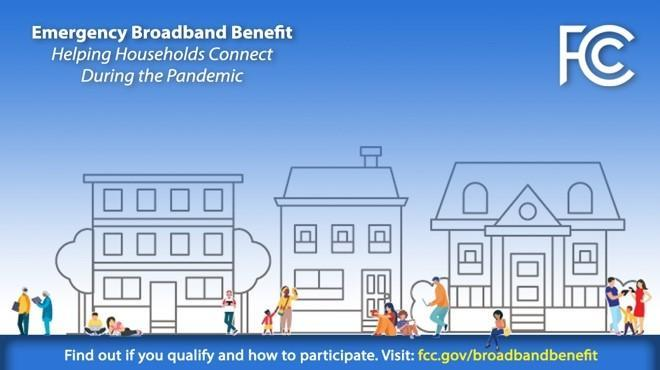 Help us spread the word - New federal broadband discount for students and families! Featured Photo