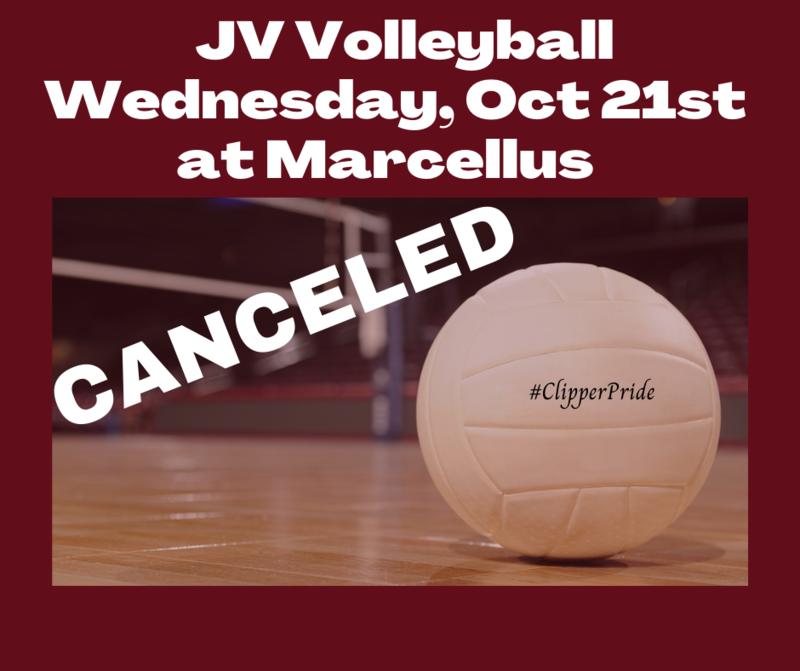 JV canceled