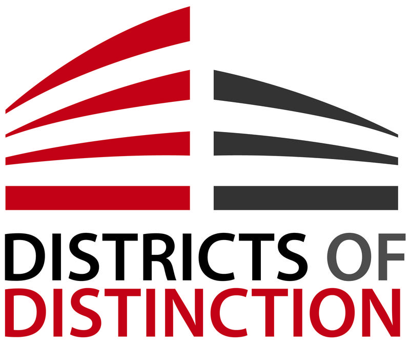 District of Distinction Award
