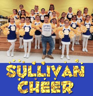 sullivan cheer