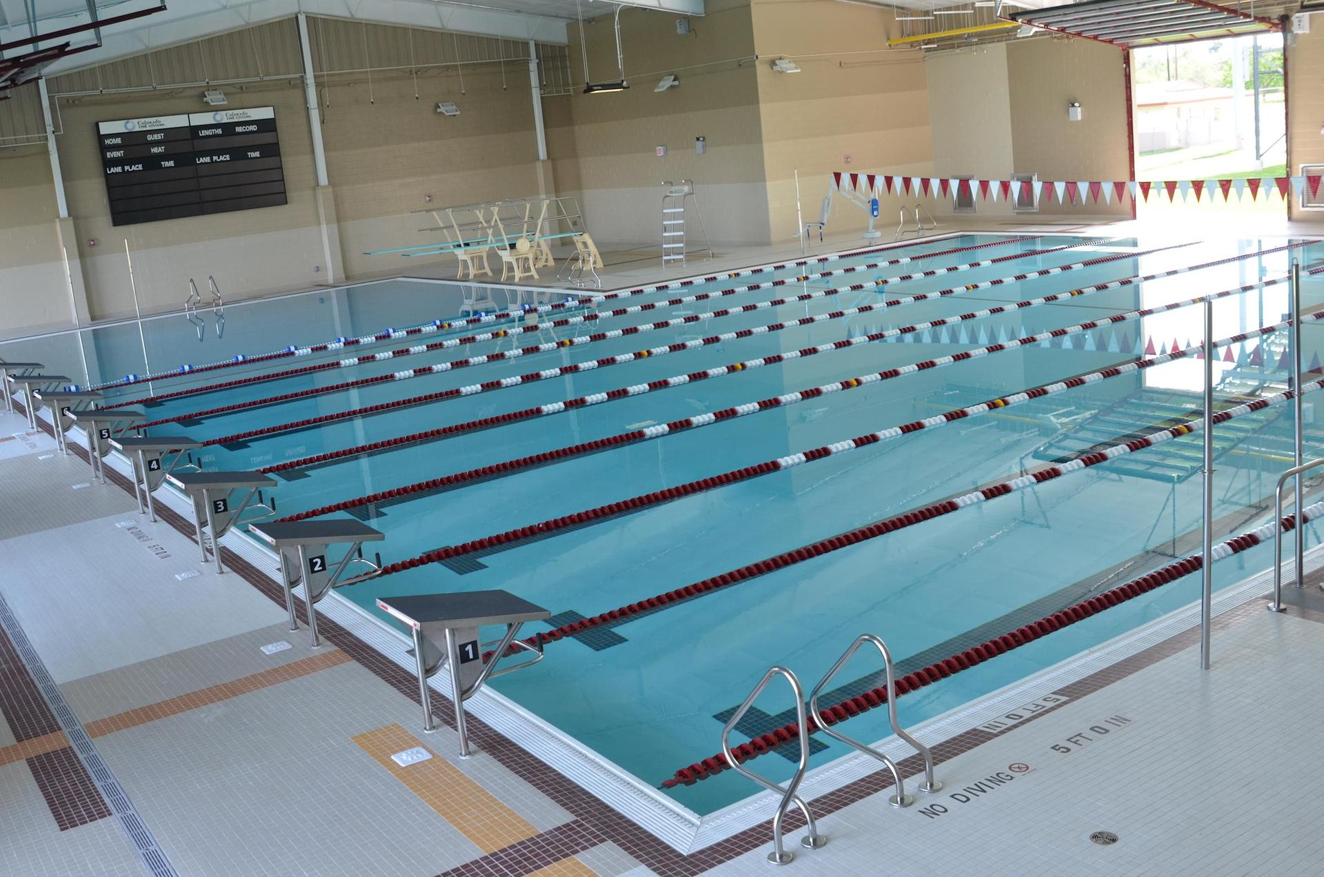 LFCISD Aquatic Center