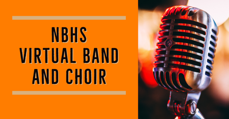 Virtual band and choir