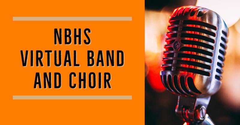 Virtual band and choir
