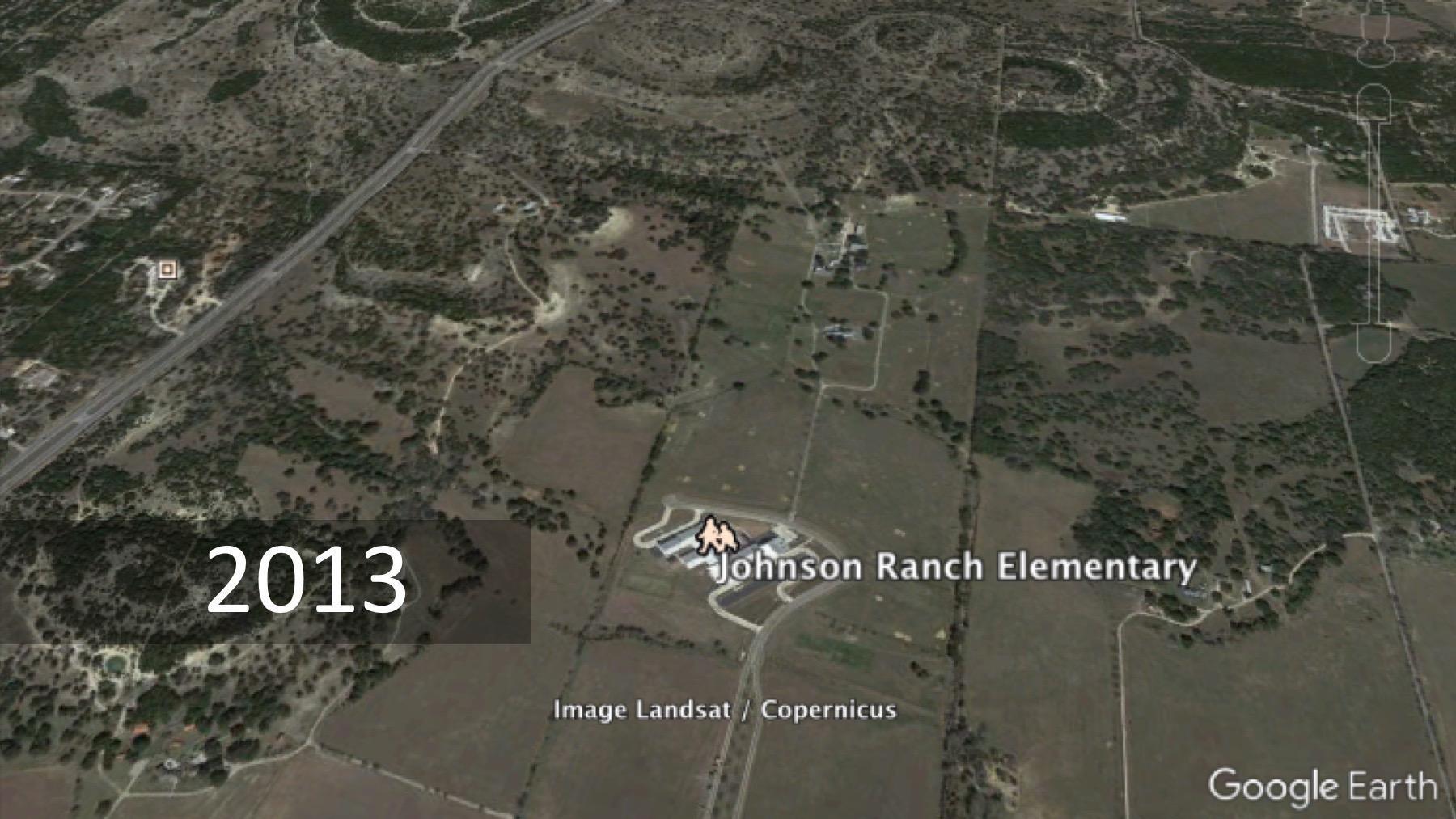 johnson ranch 2013