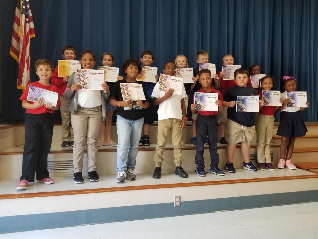 3rd Grade - 1st Term