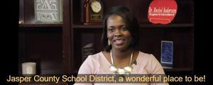 Video: Jasper County School District Overview
