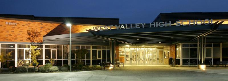 Photo of West Valley High School