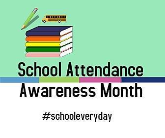 September is School Attendance Awareness Month! Featured Photo