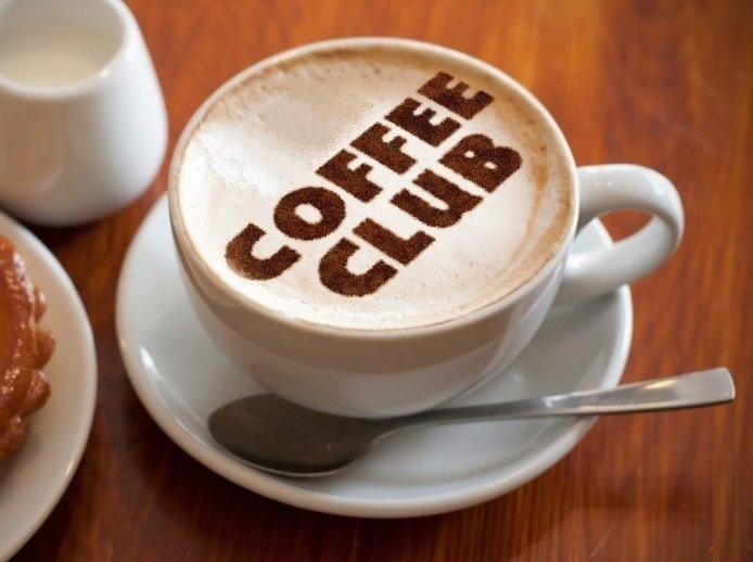 Coffee Club 9/19/19 Featured Photo