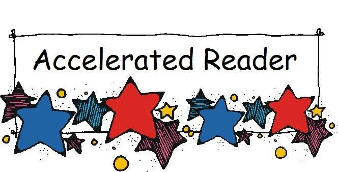 Accelerated Reader banner with stars