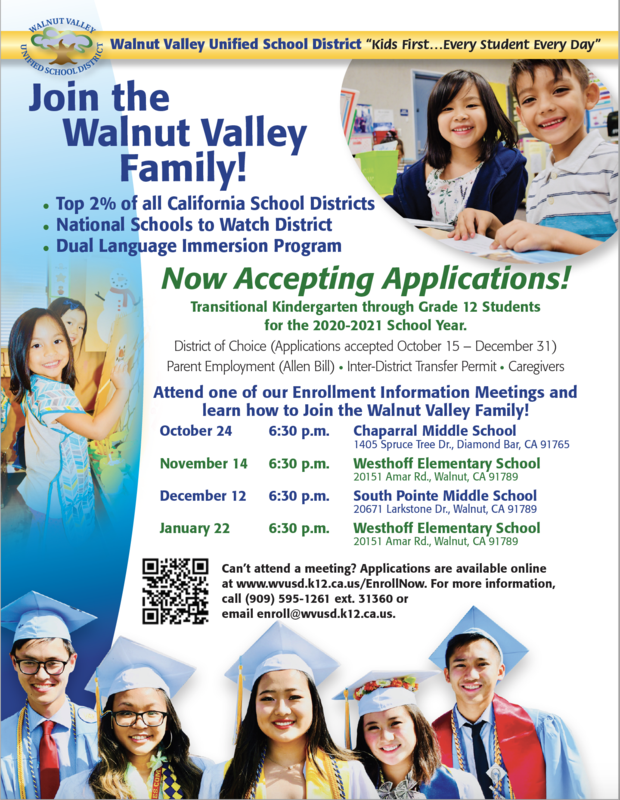District of Choice Applications Available Now Featured Photo