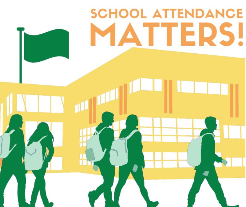 School Attendance Matters! Featured Photo