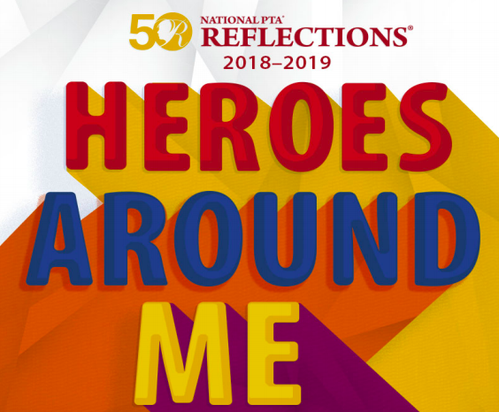 Heroes Around Me- PTA Reflections Thumbnail Image