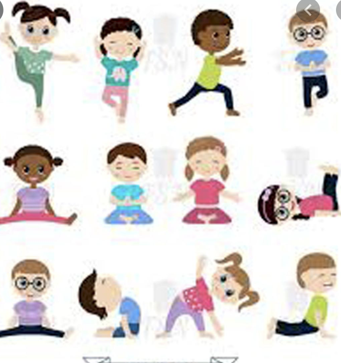 Family Yoga Night Hosted by PTA Featured Photo