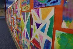 Liberty student art