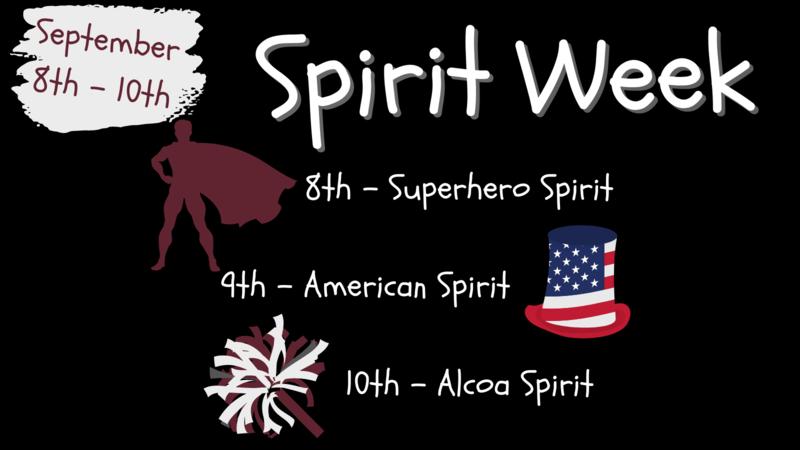 School Spirit Week Featured Photo