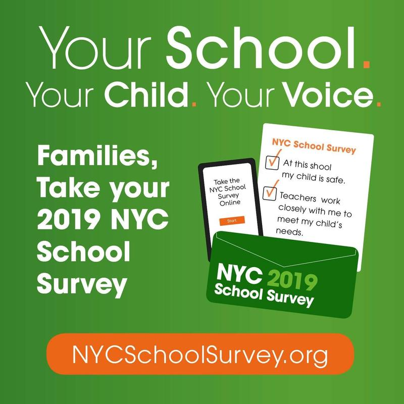 The 2019 NYC School Survey is now open! Featured Photo