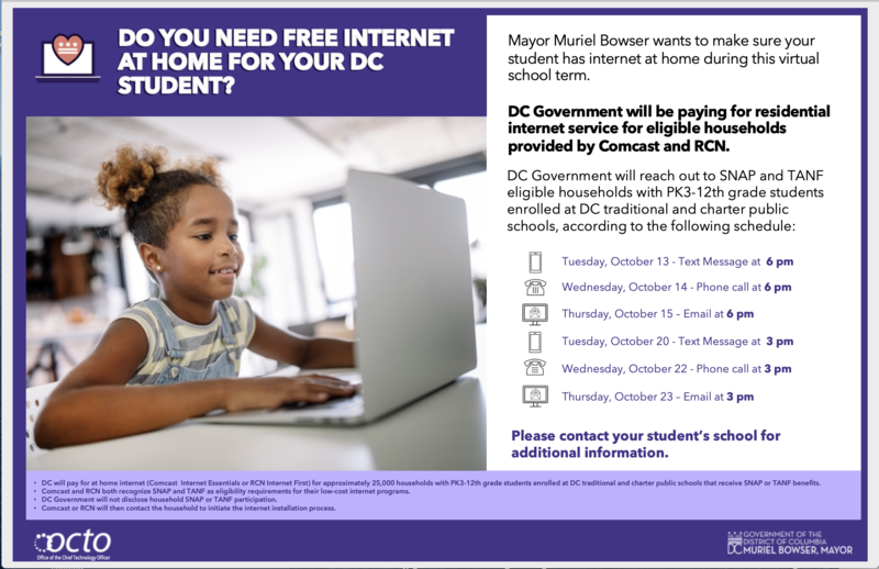 Free Internet For Eligible Households Featured Photo