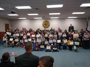 UIL Board Recognition