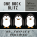 One Book Blitz has kicked off for Alcoa, Maryville, and Blount County Schools!  This year student's across K-5 will all be reading Mr. Popper's Penguins.  Check out our resource site for more information, chapter read alouds, and more ways to connect the book at home!